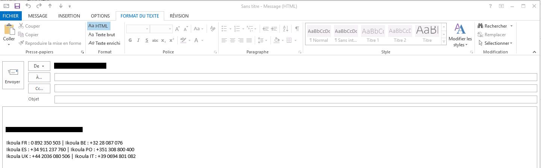 comment changer un format en pdf